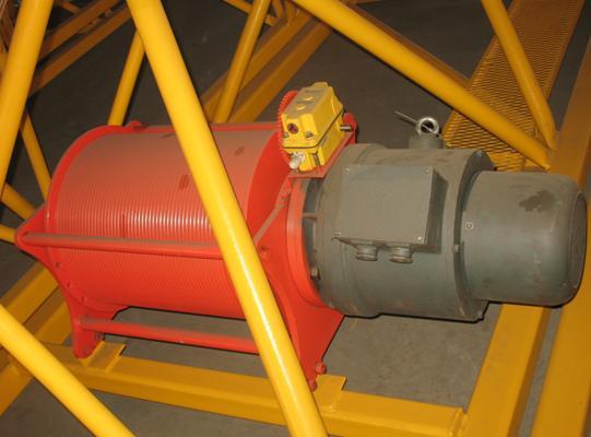 QTZ160 6516 .10吨塔式起重机