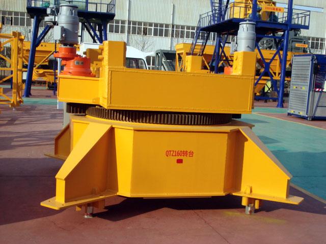 QTZ160(6516).10吨塔式起重机是满足GB/T5031<<塔式起重机>>和GB5144<<塔式起重机安全规程>>等标准设计的加强型塔式起重机,额定起重力矩160tm ,最大起重量为10吨,有 TC6516、TC6020、TC5525、TC5032、TC4537等类型。 QTZ160(6516).10吨塔式起重机起升机构变极调速,回转机构为变频调速机构,变幅机构行星齿减速机内置卷筒,电控系统采用进口元件,安全保护装置为机械式或机电一体化产品,齐全可靠